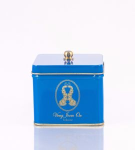 Tea Canister (Blue)