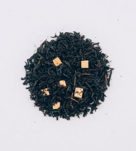 English Caramel Club Tea