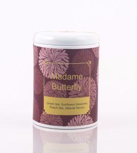 Madame Butterfly Tea