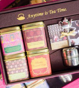 Blended Tea Set 4+1 Premium Infuser
