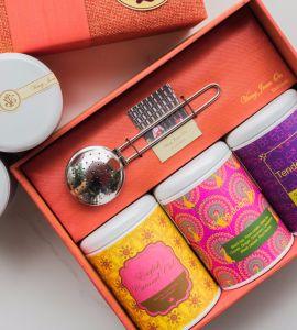 Premium Tea Set with infuser
