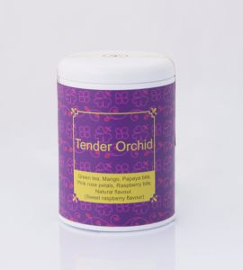 Tender Orchid Tea